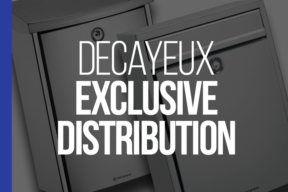 Decayeux Exclusive Distribution