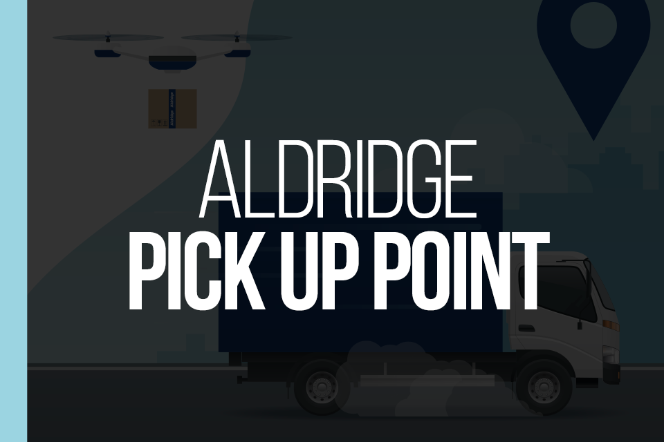 Aldridge Pick Up Point