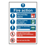 Fire Action & First Aid