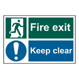 Fire Safety & Safe Condition