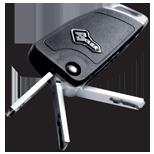Flick Key