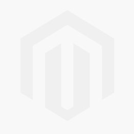 ASEC `Staff Only` 200mm x 50mm Chrome Self Adhesive Sign
