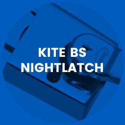 Asec Kite BS Nightlatch