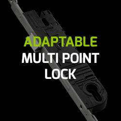 Chameleon Multipoint Locks