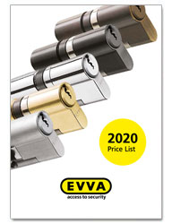 Download EVVA Price List